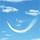 微笑面对生活